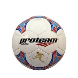 PROTEAM Bola Soccer Size 4 [Dynamic] - Red/Blue